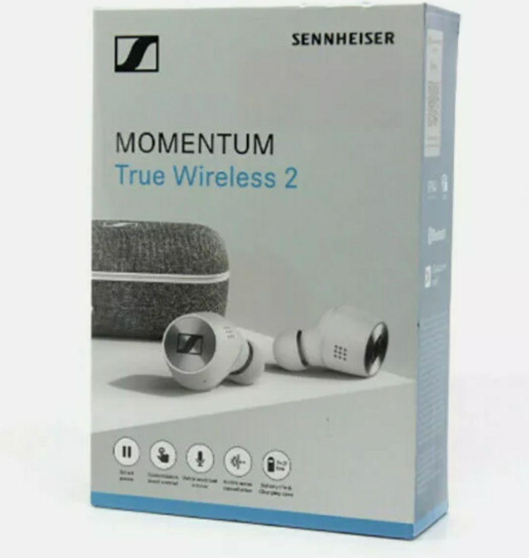 SENNHEISER Momentum True Wireless 2 In Ear Kopfhörer Bluetooth NC weiß