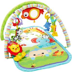 Fisher-Price 3-In-1 Musical Activity Gym [Alternate]