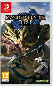 Monster Hunter Rise (Switch) PEGI-Version Vorbestellung