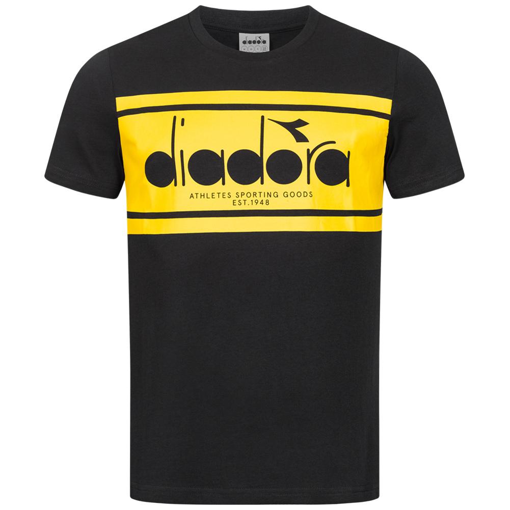 Diadora Spectra Herren T-Shirt für 5,55€ + 3,95€ VSK (100% Baumwolle, Größe XS - L) [SportSpar]
