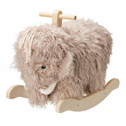 [babymarkt.de] Kids Concept Schaukeltier Neo Mammut, Sitzhöhe 38 cm, belastbar bis 50 kg, nur heute 8-fach Punkte (720 babypoints)