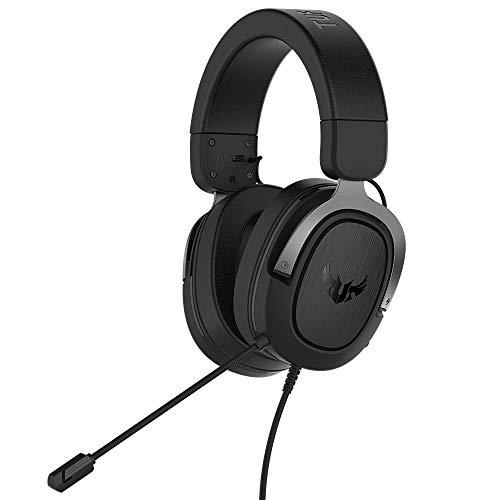 Asus TUF H3 Gaming Headset mit virtuellem 7.1-Surround-Sound (PC, PS4, Xbox One, Switch) für 37,81€ (Amazon / Saturn / MM)