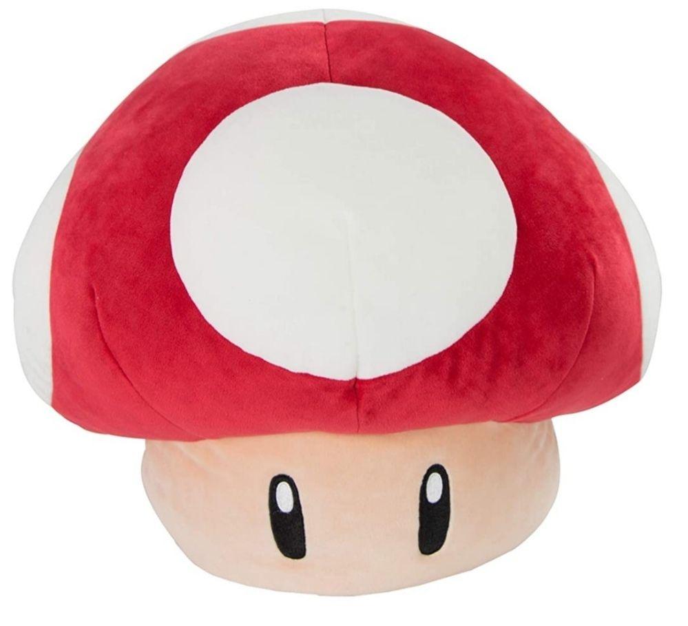 Red Mushroom Mocchi Mocchi, das Nintendo Mario Kart Mocchi Mocchi Plüsch Spielzeug Kissen
