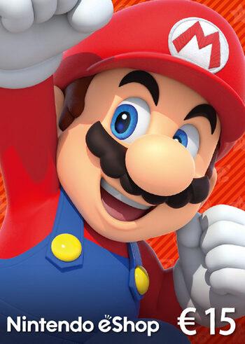 Nintendo eShop Card 15€ Guthaben