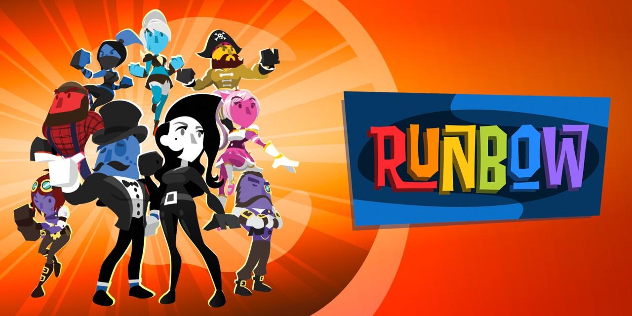 Runbow (Switch) 2,99€ (Wii U) 2,79€ (Nintendo 3DS) 2,79€ - Nintendo eShop