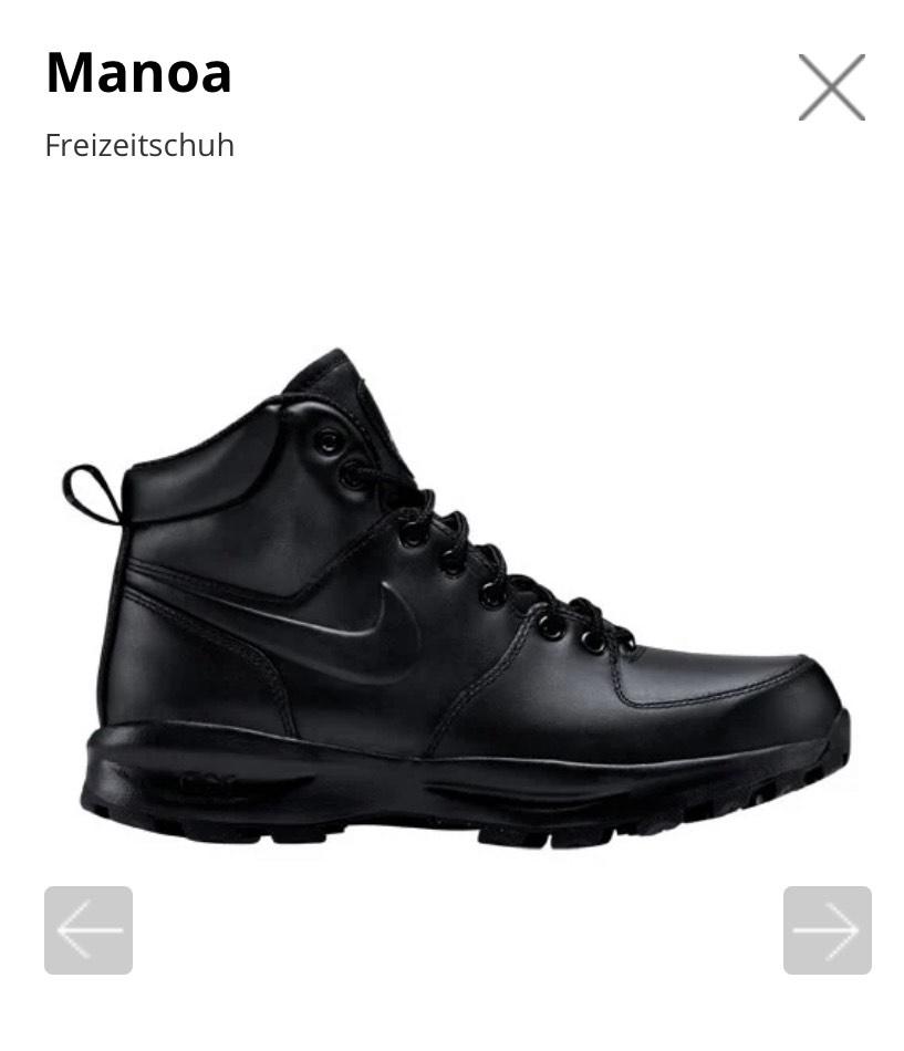Nike Manoa Größe 43