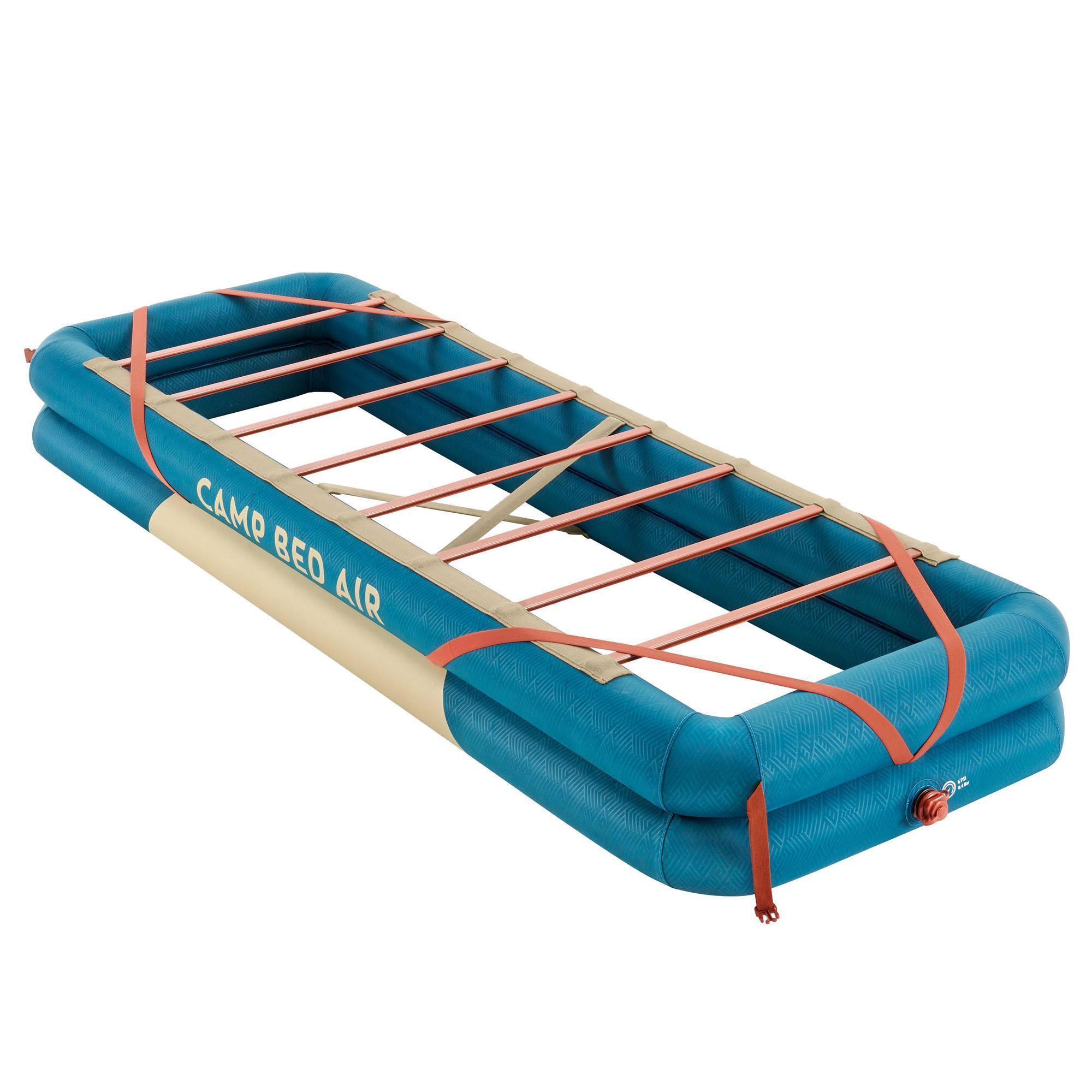 (Decathlon) Quechua Bed Air aufblasbares Gäste-/Campingbett (70x200cm)