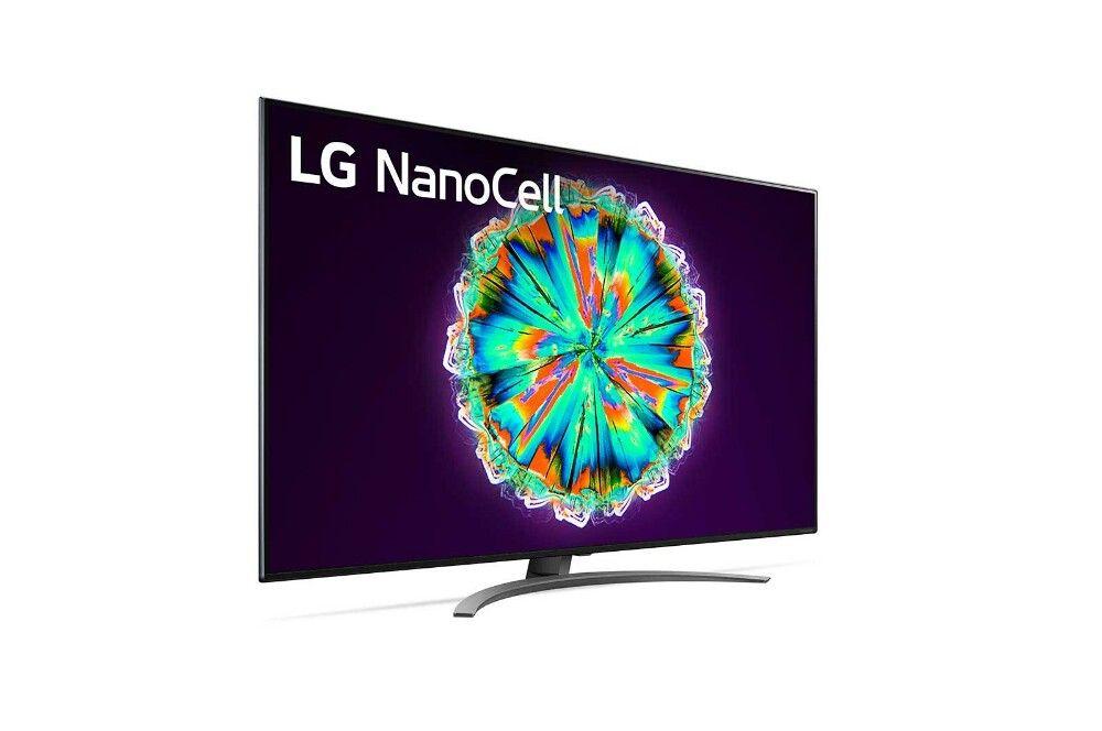 LG 55NANO917NA Nanocell TV (55 Zoll (138 cm), 4K UHD, Smart TV, HDR10 100Hz HDMI 2.1