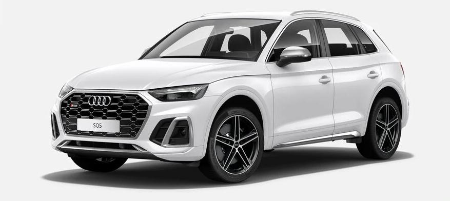 Gewerbeleasing: Audi SQ5 TDI tiptronic (341PS) 36Monate | 359€, eff. 380€ | LF: 0.61