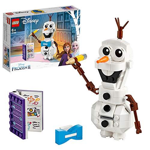 [LEGO] 41169 Disney Frozen II Olaf die Schneemann Figur aus Bausteinen