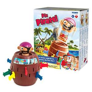 "TOMY Kinderspiel ""Pop Up Pirate"" =>Prime"