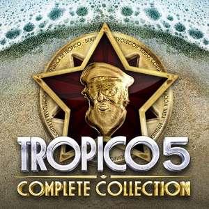 Tropico 5 - Complete Collection [PC – Steam] für 4,99€ (Spiel + alle DLC)
