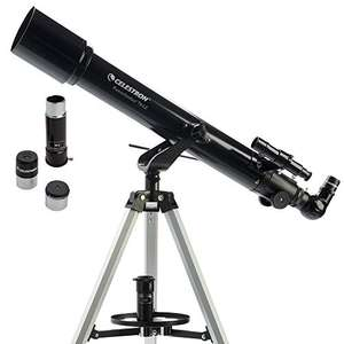 Celestron 21036 PowerSeeker 70AZ - 70mm Linsen-Teleskop für 86,17€ (Amazon Prime)