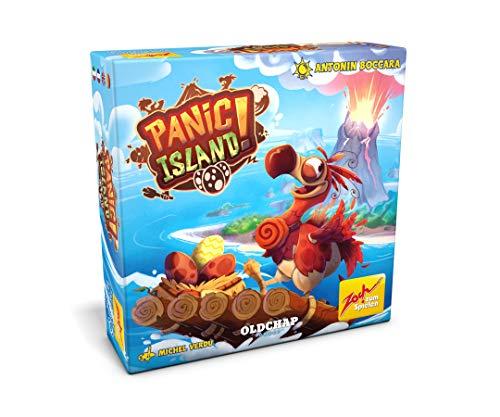 [prime oder Mediamarkt Abholung] Zoch Panic Island, Karten-und Würfelspiel für 5,99€
