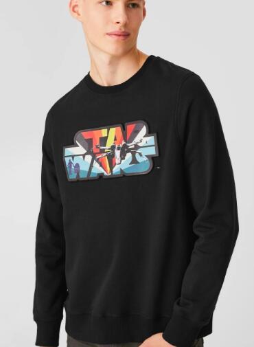 C&A Sale mit bis zu 70% Rabatt + 10% on top + gratis VSK, z.B. Sweatshirt - Star Wars für 14,39€ statt 19,99€
