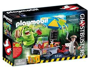 Playmobil Ghostbusters 9222 Slimer mit Hot Dog Stand, Ab 6 Jahren Amazon Prime
