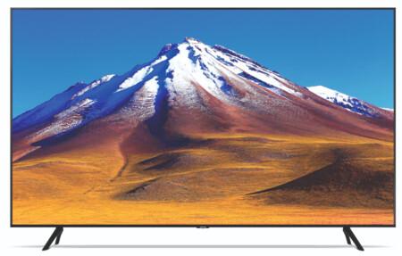 Samsung Crystal UHD 65TU6979 LED TV (65 Zoll, 4K UHD, Smart TV, A+, Crystal Display)