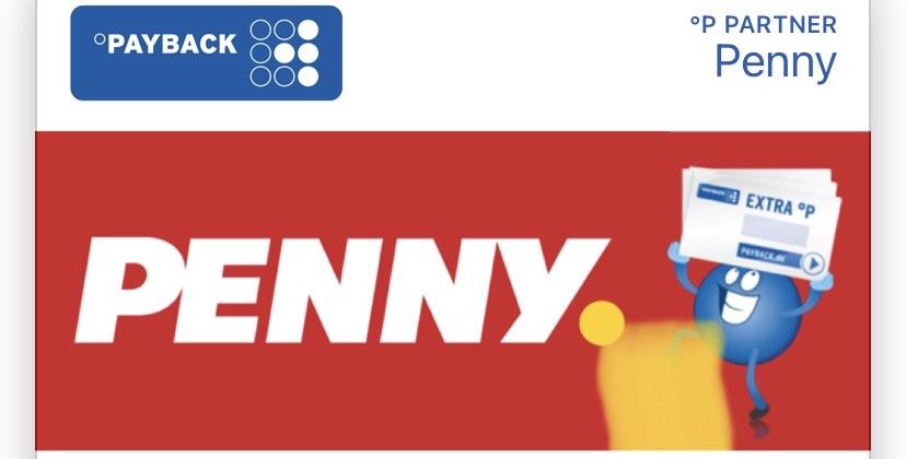 PENNY: 10fach Payback Punkte auf den gesamten Einkauf bis 28.02.2021
