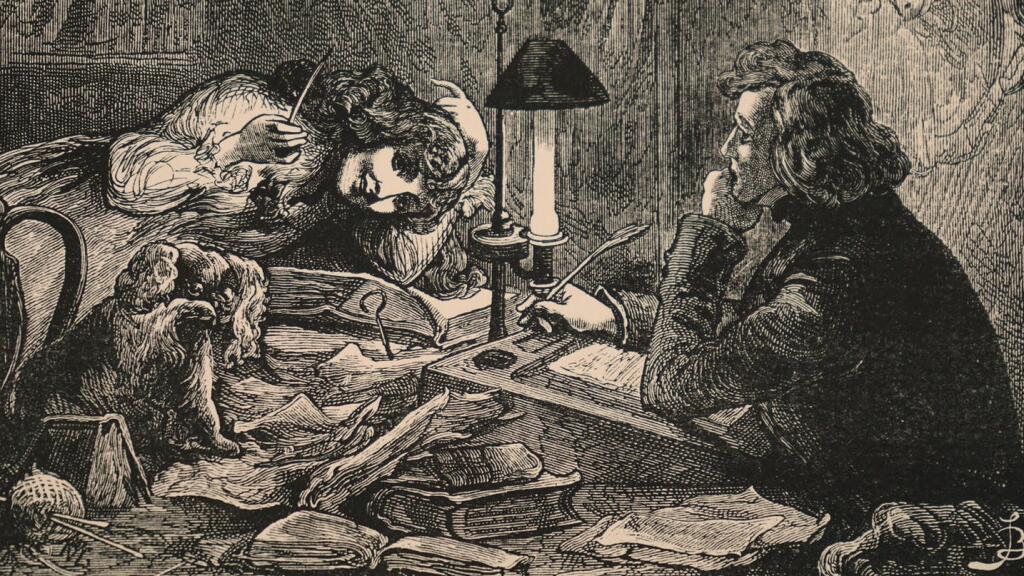 Charles Dickens Hörspiel kostenlos - Lebensgeschichte und gesammelte Erfahrungen des David Copperfields des Jüngeren