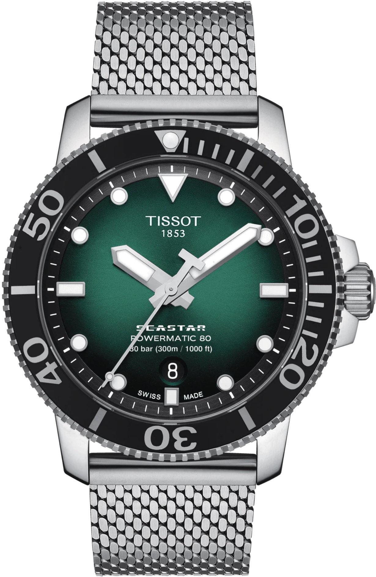 Tissot Tissot Seastar 1000 Powermatic 80 T120.407.11.091.00 Herren Automatikuhr