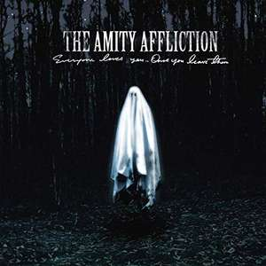 The Amity Affliction - Everyone Loves You...Once You Leave Them (2020) [Vinyl] für 12,98 Euro oder 9,99 Euro (Prime) + AutoRip