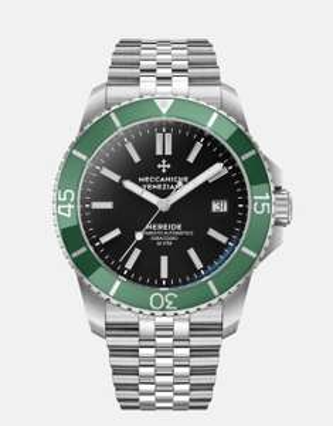 Meccaniche Veneziane - NEREIDE Ø42MM - Ginepro Watch of the Month - Uhr