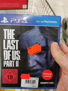 Lokal Hamm - Ghost of Tsushima und The Last of Us Part II Ps4