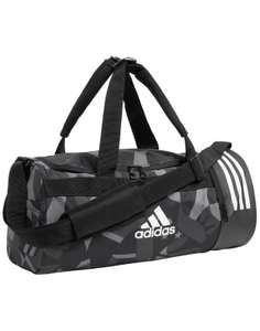Adidas 3 Stripes Convertible Graphic Duffelbag
