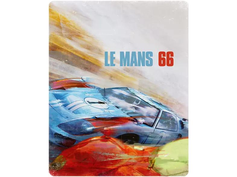 Le Mans 66 - Gegen jede Chance (4k Uhd Steelbook)