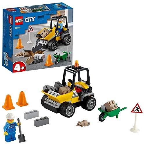 (Prime) LEGO City 60284 Baustellen-LKW