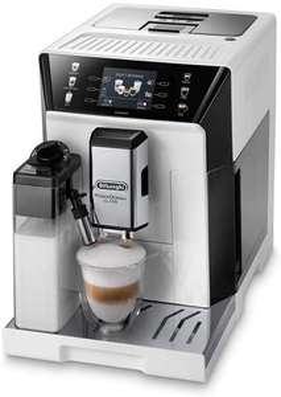 De'Longhi PrimaDonna Class ECAM 550.65.W Kaffeevollautomat mit Milchsystem [Amazon]
