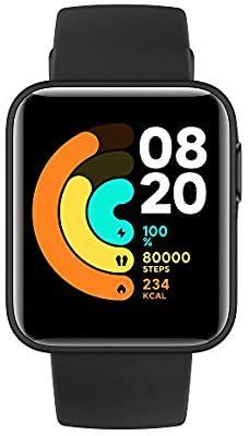 """Xiaomi Mi Watch Lite Smartwatch (1,4"""" TFTLCD-Touchscreen; Messung und Überwachung Herzfrequenz, Schlafzyklus; GPS; Luftdruck- & Höhenmesser;"""