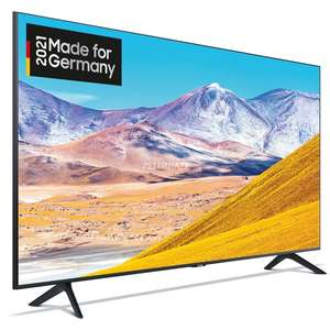 SAMSUNG GU50TU8079 LED TV (Flat, 50 Zoll / 125 cm, UHD 4K, SMART TV)