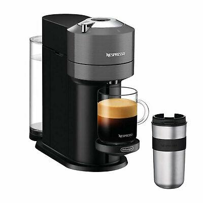 Delonghi ENV120.GY VertuoNext Basic Nespressoautomat + Travel Mug 400ml