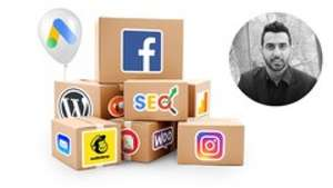 Kurse: Mega Digital Marketing Course A-Z: 12 Courses in 1 + Updates 9,99€ , PHP, Laravel, CSS & Sass 9,99€ @ Udemy