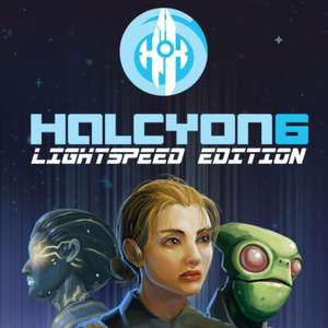 Halcyon 6: Lightspeed Edition - Kostenlos via Epic Games (11.02 - 18.02)