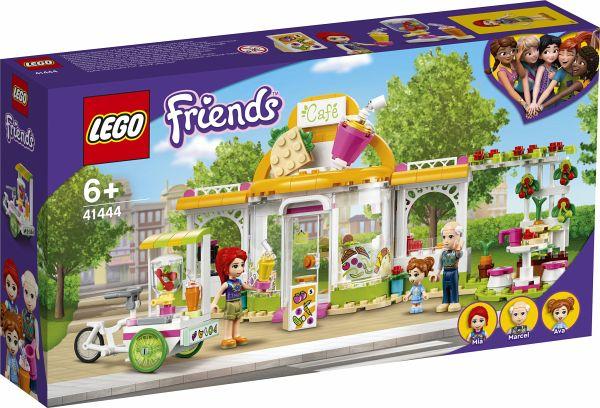 [buecher.de] LEGO Friends 41444 Heartlake City Bio-Café