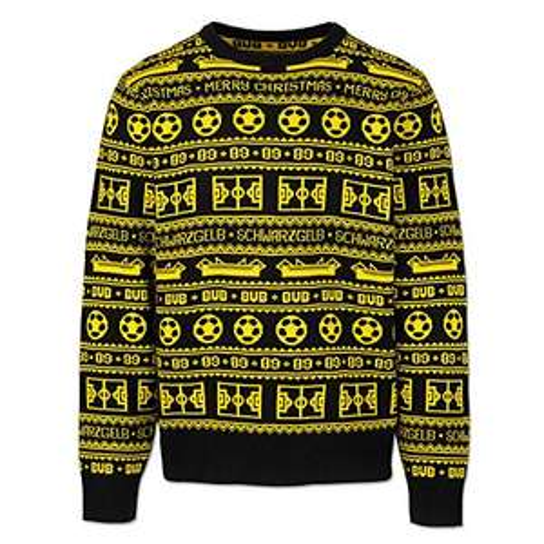 BVB Borussia Dortmund Weihnachtspullover für 19,98€ (Gr.S-3XL) @ Amazon.it