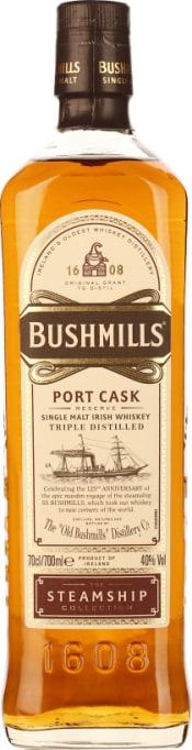 [DrankDozjin] Bushmills Steamship Port Cask 0,7l 40%