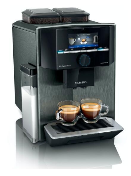 LOKAL Karlsruhe BSH - SIEMENS EQ9 Plus Edition Extraklasse Kaffeevollautomat
