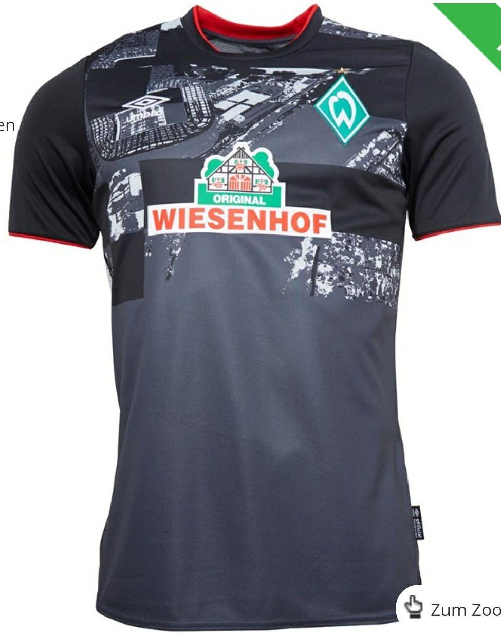 Werder Bremen Trikot 2021 Home, Away oder Event