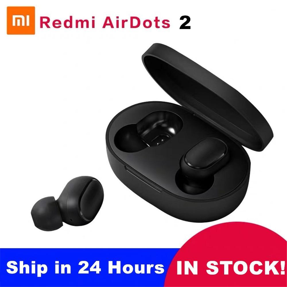 [Homezesting] Xiaomi Redmi Airdots 2 DOPPELPACK 4xKopfhörer (gebraucht)