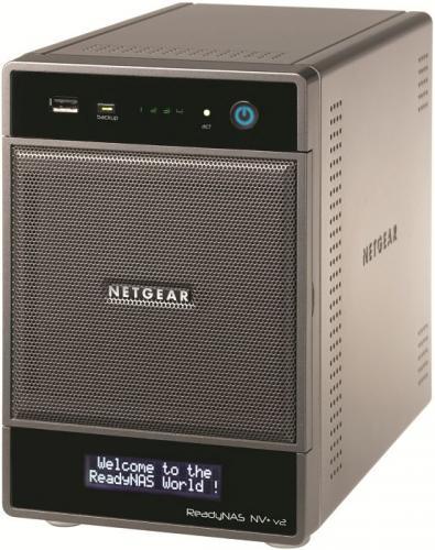 Netgear ReadyNAS NV+ v2 RND4000 im Mindstar für 174€