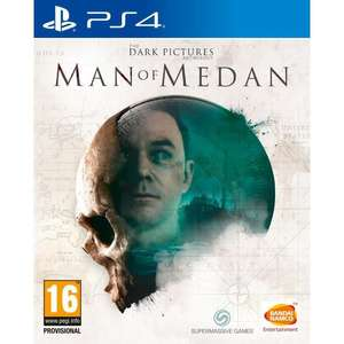 The Dark Pictures Anthology: Man of Medan (PS4) für 12,98€ inkl. Versand (Cdiscount)