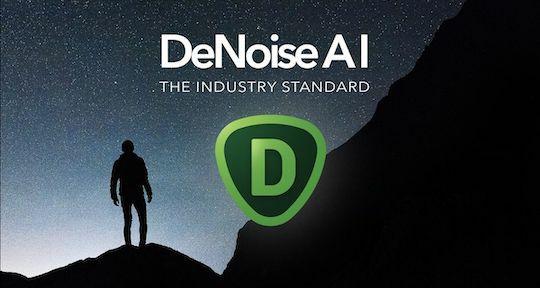 Topaz DeNoise AI Image noise reduction