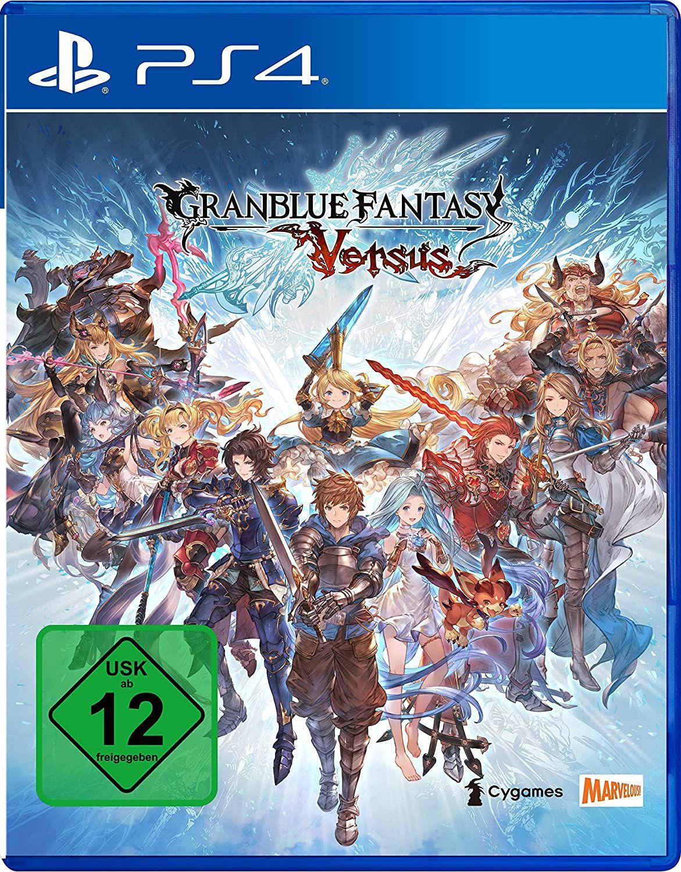Granblue Fantasy: Versus (PS4) [Amazon Marketplace]