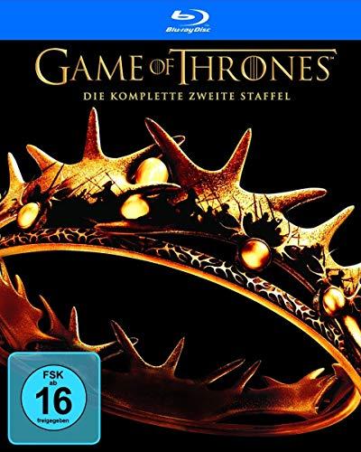 Game of Thrones Staffel 2 Blu-ray für PRIME-Mitglieder ohne Versand