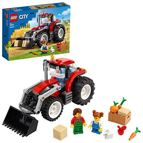 (Amazon Prime) Lego City 60287 Traktor zu einem guten Preis
