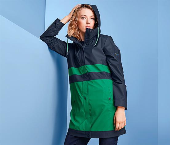 Tchibo online Shop: Damen Outdoor Mantel ( 4.2 von 5 Sterne Bewertung)