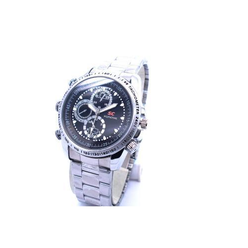 Armbanduhr mit 8Gb , Spycam Videokamera  34,99 Euro inkl. Versand